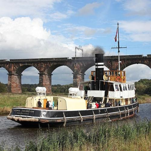 River Weaver Cruise 2016